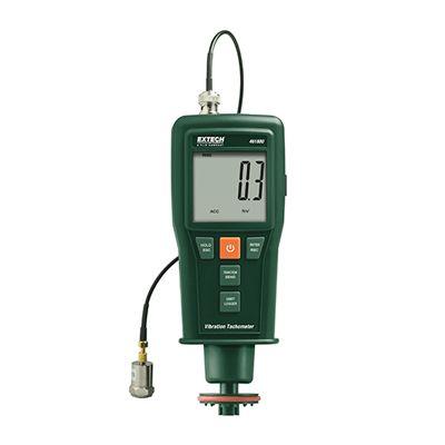 Máy đo độ rung tích hợp đo tốc độ vòng quay xtech 461880