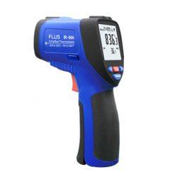 Máy đo nhiệt độ hồng ngoại Flus IR-866 (-50 ~ 2250°C)