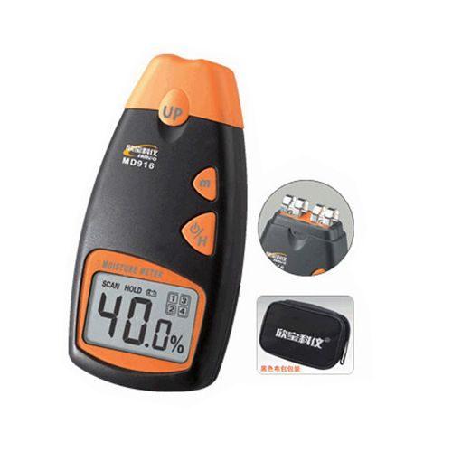 Máy đo độ ẩm giấy MD916