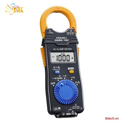 Ampe kìm AC Hioki 3280-70F: True RMS, AC 1000A | TKTech.vn
