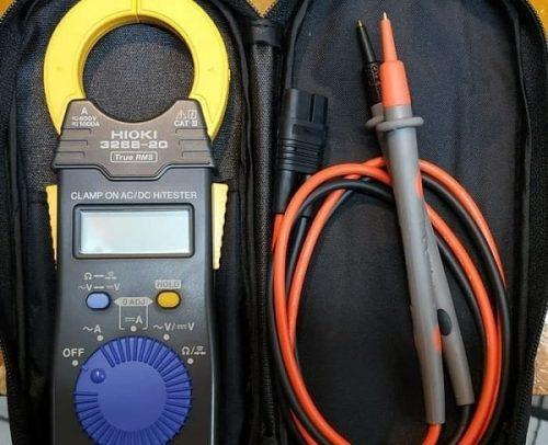 ampe kìm đo AC-DC Hioki 3288-20