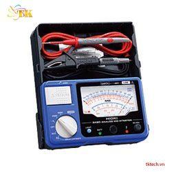 Đồng hồ đo điện trở cách điện Hioki 3490