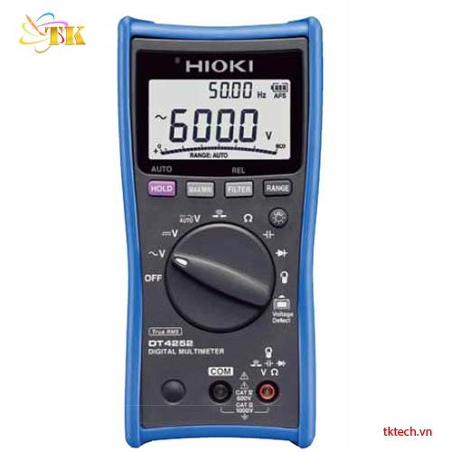Đồng hồ vạn năng số Hioki DT4252