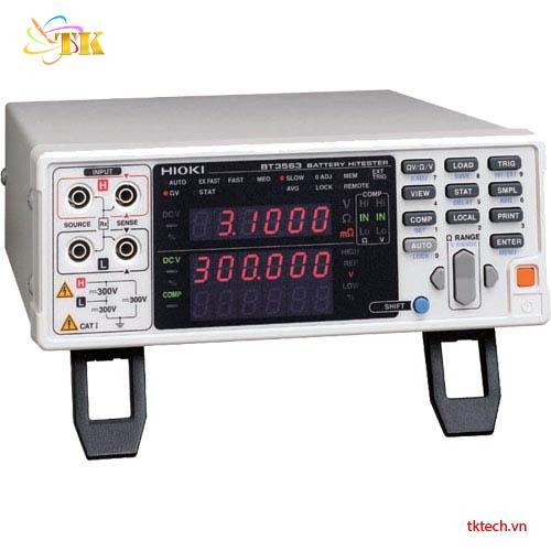 Máy kiểm tra pin Hioki BT3563
