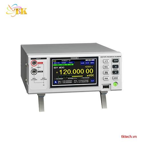 Máy đo kiểm tra Pin lithium-ion Hioki DM7276