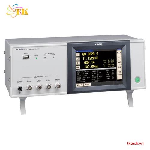 Thiết bị đo LCR Hioki IM3533