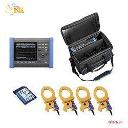 Máy đo chất lượng điện Hioki PQ3100