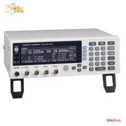 Thiết bị đo LCR Hioki IM3523: đo tụ điện, điện trở, cuộn cảm