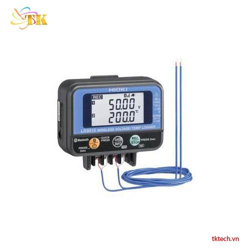 Bộ ghi nhiệt độ điện áp Hioki LR8515