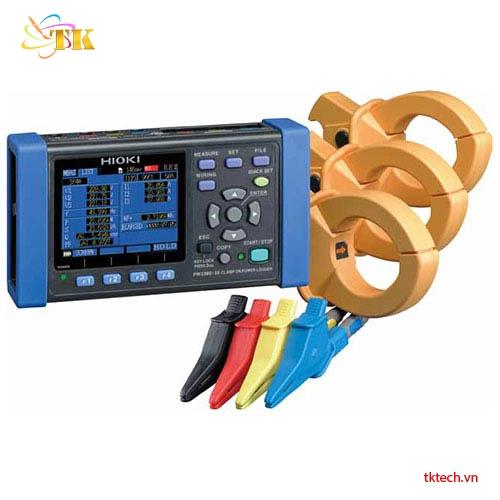 Máy phân tích chất lượng điện Hioki PW3360-21