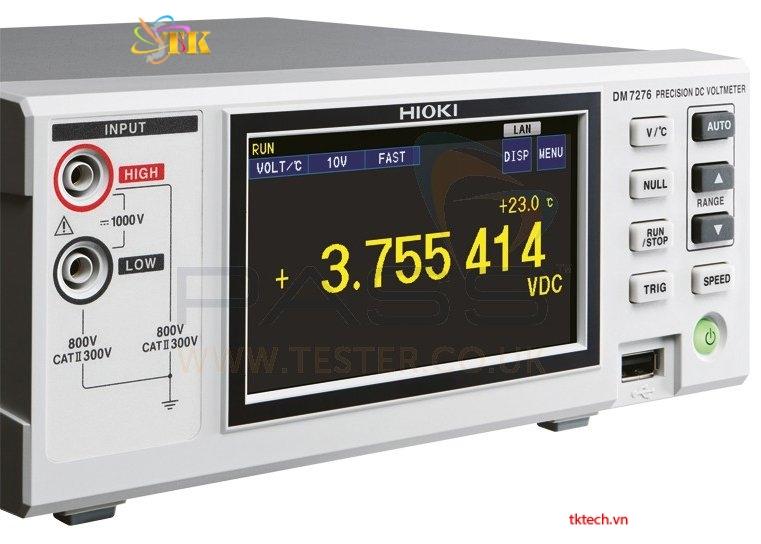 Máy đo nội trở pin Hioki DM7275