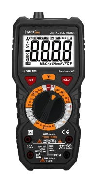 Tacklife Digital Multimeter nâng cao