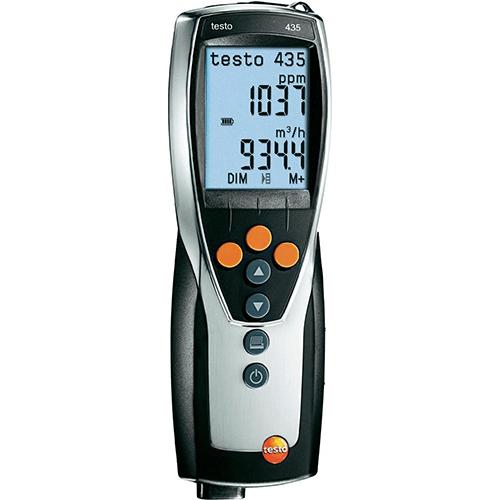Máy đo đa năng Testo 435-4, Máy đo môi trường đa năng