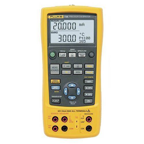 Máy hiệu chuẩn quy trình đa năng Fluke 726,Máy hiệu chuẩn đa năng