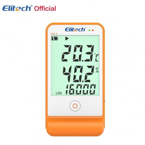 Nhiệt ẩm kế tự ghi Elitech gsp-6