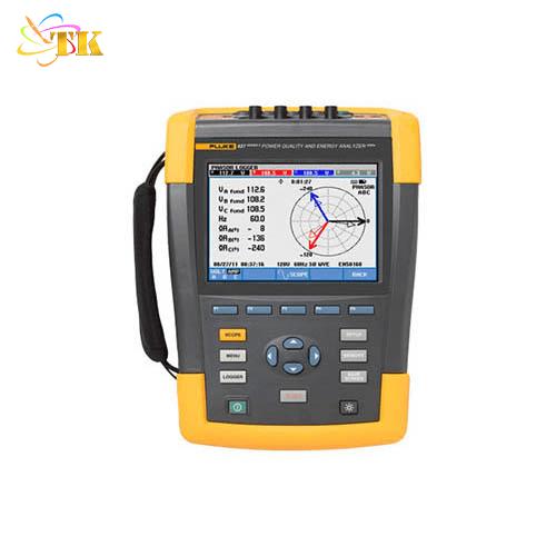 Máy phân tích chất lượng điện Fluke 437 II