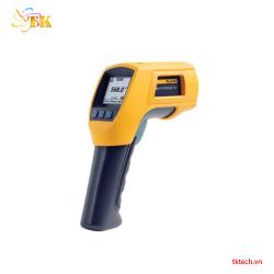 Nhiệt kế hồng ngoại Fluke 568Contact & Infrared Temp Gun | TKTech.vn