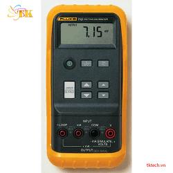 Máy hiệu chuẩn vòng lặp Fluke 715 Volt/mA Loop Calibrator