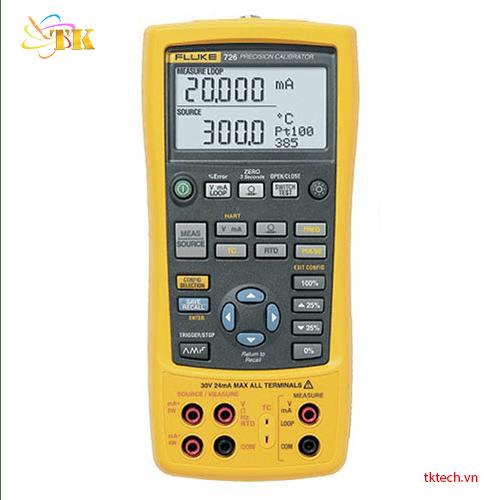 Đồng hồ đo quy trình Fluke 726
