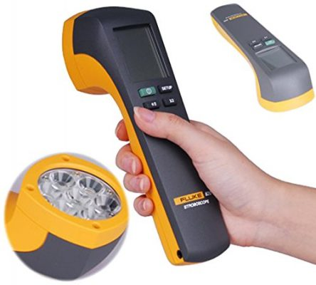 Máy đo tốc độ vòng quay Stroboscope Fluke 820-2