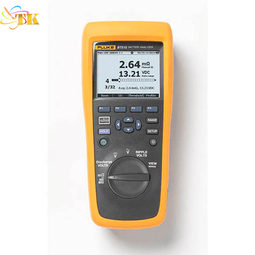 Máy kiểm tra pin Fluke BT510 Basic Battery Analyzer