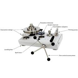 Máy đo trọng lượng thủy lực Fluke Calibration P3200