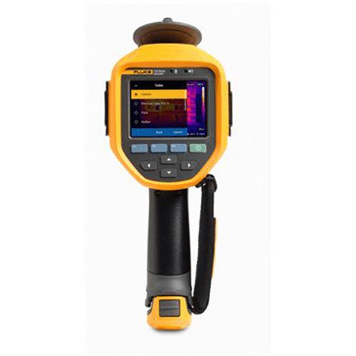 Camera nhiệt Fluke Ti480 PRO: Máy ảnh nhiệt hồng ngoại640×480 Pixel
