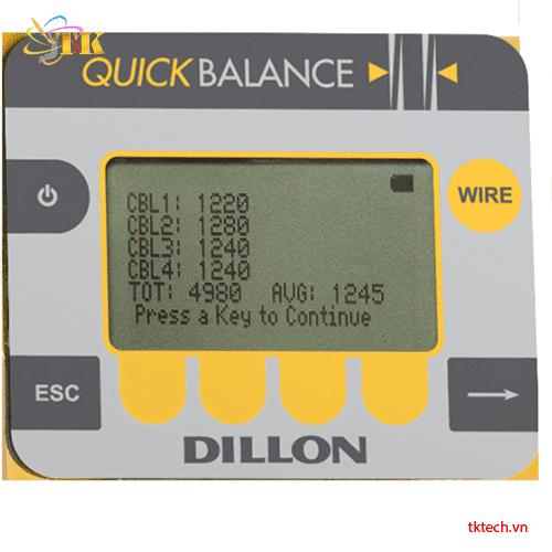 Máy đo lực căng Dillon Quick Balance (4500kg)