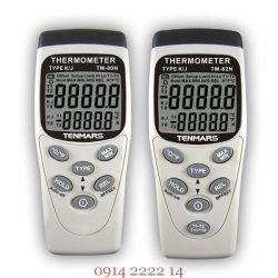 Máy đo nhiệt độ Tenmars TM-82N