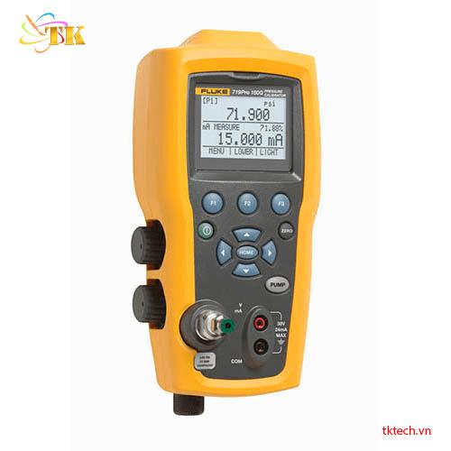 Máy hiệu chuẩn áp suất điện Fluke 719Pro
