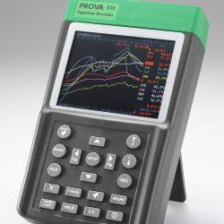 Máy đo ghi dữ liệu nhiệt độ 8 kênh Prova 830