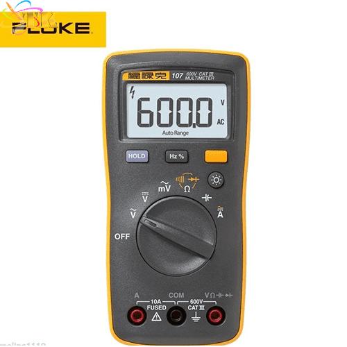 Đồng hồ vạn năng cầm tay Fluke 107