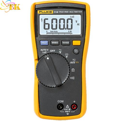 Đồng hồ đo điện Fluke 114