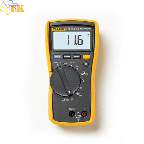 Đồng hồ vạn năng Fluke 116 HVAC Multimeter