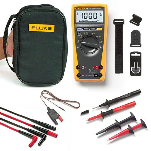 đồng hồ vạn năng số Fluke 179 Combo kit