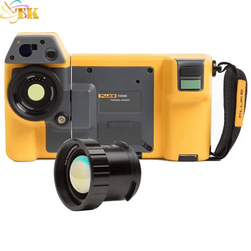 Camera hồng ngoại Fluke TiX560