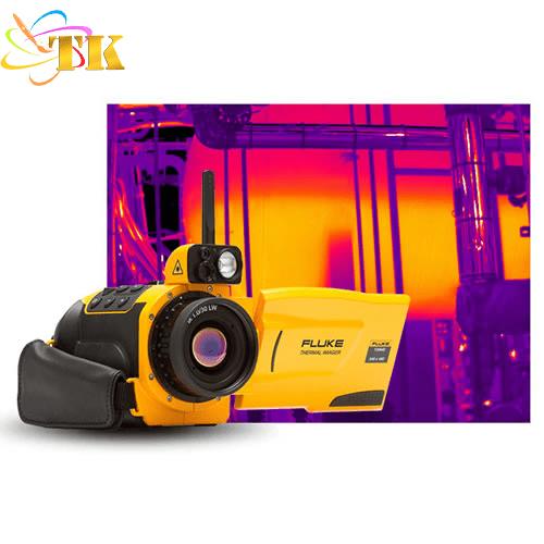 Camera hồng ngoại Fluke TiX640