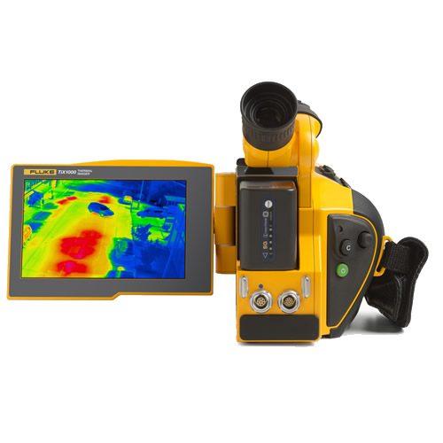 Camera hồng ngoại Fluke TiX1000, máy ảnh nhiệt 1024x768