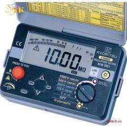 Đồng hồ đo cách điện Kyoritsu 3023