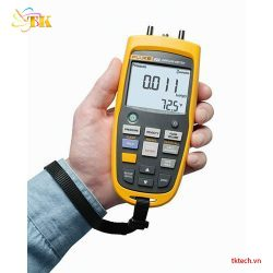 Trên tay Máy đo gió áp suất Fluke 922