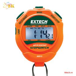 Đồng hồ bấm giờ/giây Extech 365515 với màn hình Blacklit