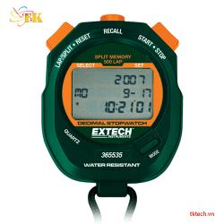 Đồng hồ bấm giờ thập phân Extech 365535