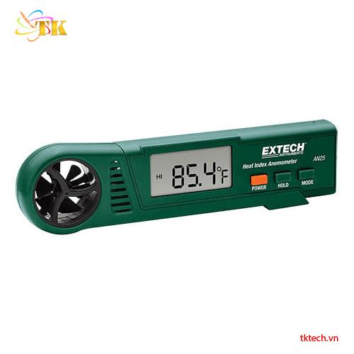 Máy đo tốc độ gió nhiệt độ Extech AN25