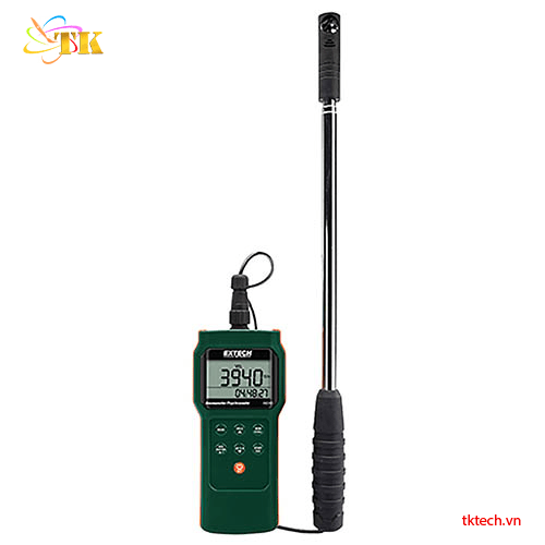 Máy đo tốc độ gió đa năng Extech AN340Máy đo tốc độ gió đa năng Extech AN340