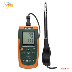 Máy đo gió nhiệt độ Extech AN500