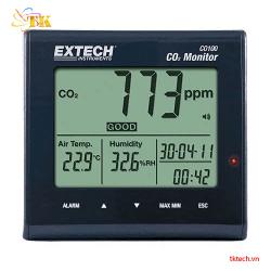 Đồng hồ đo CO2 Extech CO100