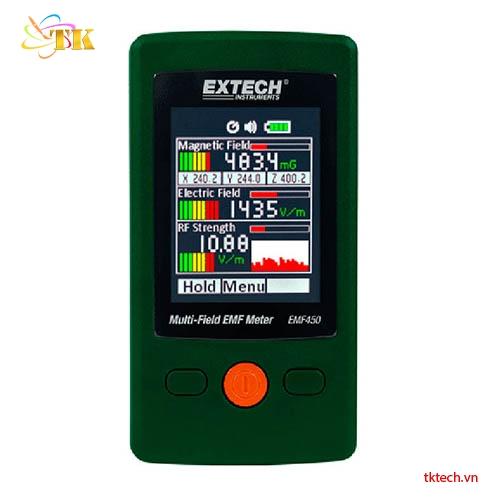 Máy đo điện từ trường Extech EMF450