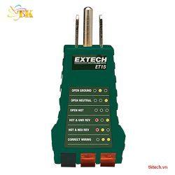 Máy kiểm tra dây điện Extech ET15
