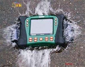 Extech HDV600: chống nước
