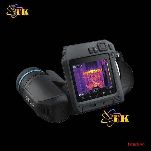 T540 sử dụng sức mạnh của FLIR Vision Processing ™ để cung cấp những bức ảnh chi tiết, mượt mà với rất ít tiếng ồn hình ảnh